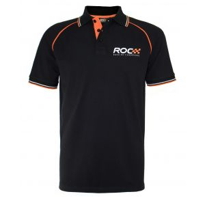 ROC Polo-Shirt Stamp