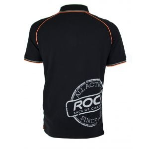 Polo-Shirt ROC Stamp back
