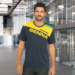 Ayrton Senna T-Shirt Racing II
