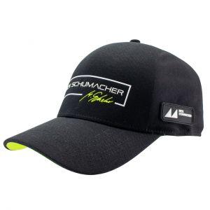 Mick Schumacher Cap Series 1 2019 schwarz