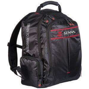 Ayrton Senna Backpack Double S right