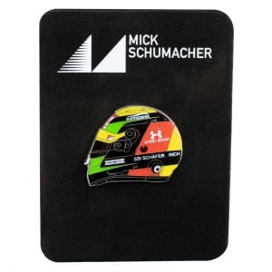 Mick Schumacher Pin Casco 2019