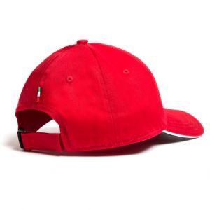 Scuderia Ferrari Cap Classic rot