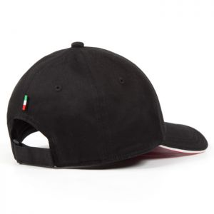 Scuderia Ferrari Gorra Classic negra