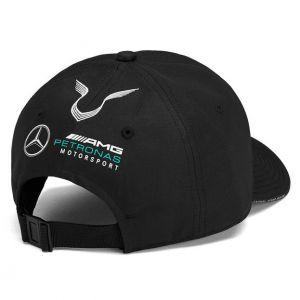 Mercedes AMG Petronas Motorsport Lewis Hamilton 2019 F1™ Cap schwarz
