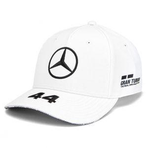 Mercedes AMG Petronas Motorsport Lewis Hamilton 2019 F1™ Cap white