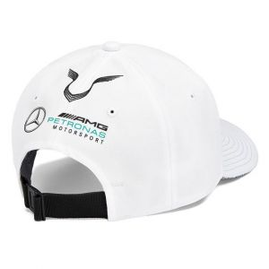 Mercedes AMG Petronas Motorsport Lewis Hamilton 2019 F1™ Cap weiß