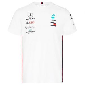Mercedes AMG Petronas Motorsport 2018 F1™ Driver T-Shirt Men white