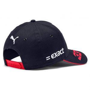 Red Bull Racing Fahrer Cap dunkelblau