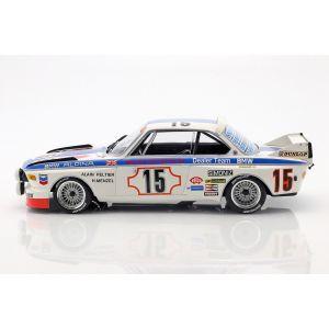 Peltier, Menzel BMW 3.0 CSL #15 24h Spa 1973 1/18