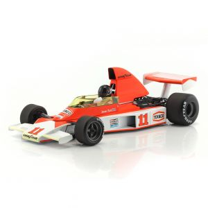 James Hunt McLaren M23 #11 2nd South Africa GP Champion du Monde 1976 1:18