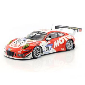 Frikadelli Racing Team Porsche 911 GT3 R #31 6th 24h Nürburgring 2017 1:18