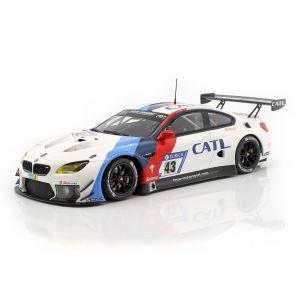 BMW M6 GT3 #43 24h Nürburgring 2017 BMW Team Schnitzer 1:18