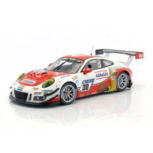 Porsche 911 GT3 R #30 24h Nürburgring 2017 Frikadelli Racing 1/18
