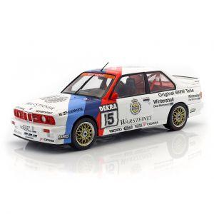 Roberto Ravaglia BMW M3 (E30) #15 DTM Champion 1989 1/18