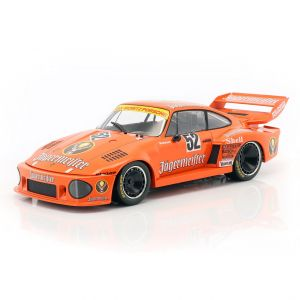 Manfred Schurti Porsche 935 #52 Winner Bergischer Löwe Zolder DRM 1977 1:18