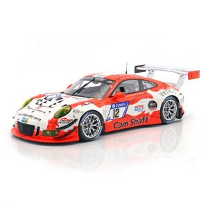 Porsche 911 GT3 R #12 24h Nürburgring 2017 Manthey Racing 1/18