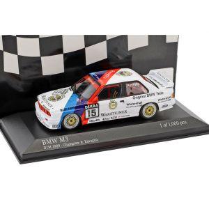 Roberto Ravaglia BMW M3 (E30) #15 DTM Champion 1989 1/43