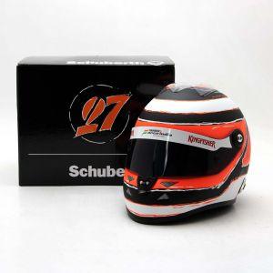 Nico Hülkenberg miniature helmet 2014 1/2