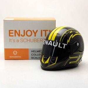 Nico Hülkenberg miniature helmet 2018 1/2