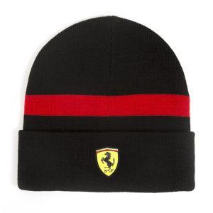 Scuderia Ferrari Bonnet noir