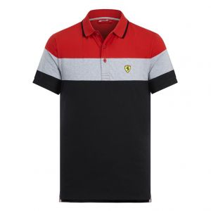 Scuderia Ferrari Polo Shirt multicolor