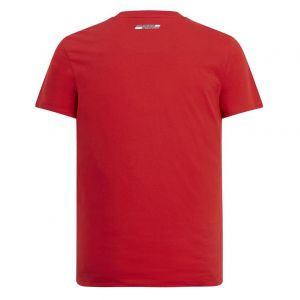 Scuderia Ferrari Graphic T-Shirt red