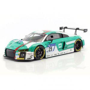 Audi R8 LMS #29 Vincitore 24h Nürburgring 2017 Audi Sport Team Land 1/18