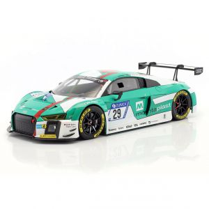 Audi R8 LMS #29 Winner 24h Nürburgring 2017 Audi Sport Team Land 1/18