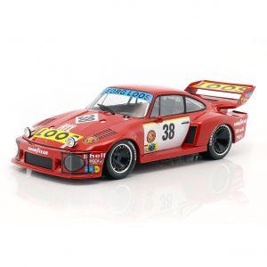 Schenken, Hezemans, Heyer Porsche 935 #38 24h LeMans 1977 1:18