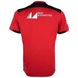 Mick Schumacher T-Shirt 2019 rot