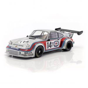 Müller, van Lennep Porsche 911 RSR 2.1 Turbo #14T Practice 1000km Spa 1974 1/18