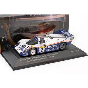Porsche 956K #2 Record Round Nordschleife 6.11,13 min 1000km Nürburgring 1/43