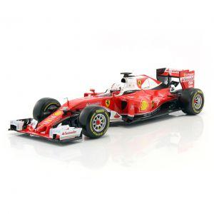Sebastian Vettel Ferrari SF16-H #5 Formel 1 2016 Ray-Ban 1:18