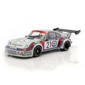 Schurti / Koinigg Porsche 911 Carrera RSR 2.1 #21 24h LeMans 1974 1/18
