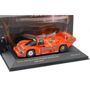 Stefan Bellof Porsche 956B Brun #1 Winner DRM 200 Meilen Norisring 1985 1/43
