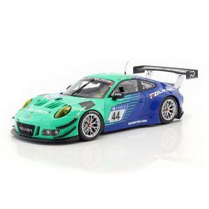 Falken Porsche 911 (991) GT3 R #44 9e 24h Nürburgring 2018 1/18