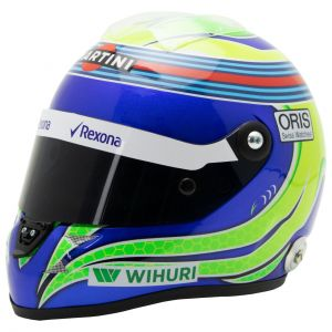 Felipe Massa Miniaturhelm 2016 1:2