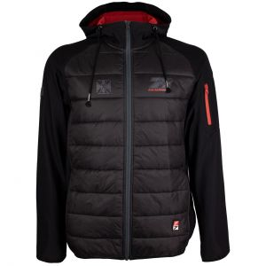 Kimi Raikkonen quilted jacket Cross 7