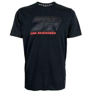 Kimi Räikkönen Maglietta Croce 7