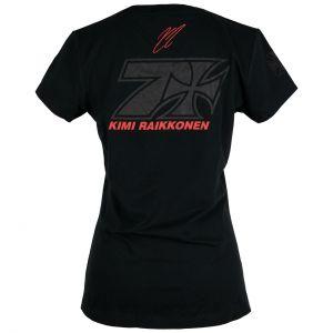 Maglietta da Donna di Kimi Räikkönen Cross Seven
