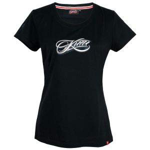 Kimi Räikkönen Ladies T-Shirt Leave me alone