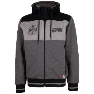 Kimi Räikkönen Logo Script per la giacca di sudore grigio