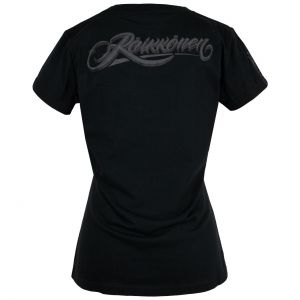Kimi Räikkkönen Ladies T-Shirt Script Logo