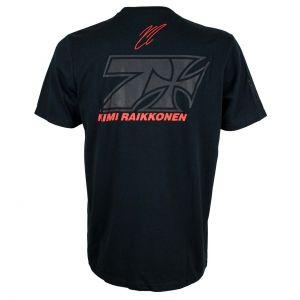 Kimi Räikkönen Camiseta Cruz 7