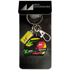 Mick Schumacher Keyring Helmet 2019
