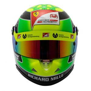 Mick Schumacher casco miniatura 2019 1/2