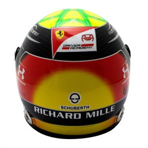Mick Schumacher Miniaturhelm 2019 1:2