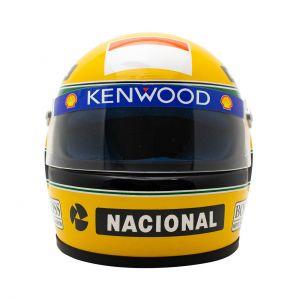 Ayrton Senna Casquette 1993 Échelle 1:2