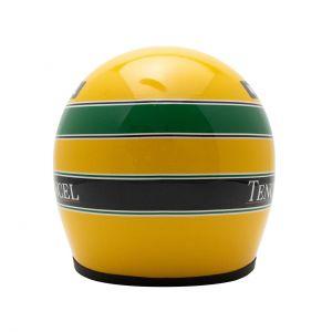 Ayrton Senna Casco 1993 Scala 1:2